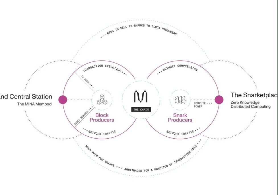 Mina protocol chain